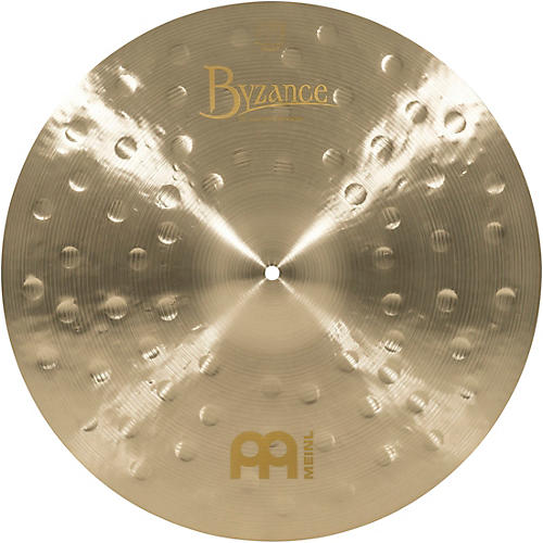 Meinl Byzance Jazz Extra-Thin Ride Traditional Cymbal-thumbnail
