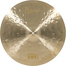 Meinl Byzance Jazz Extra-Thin Ride Traditional Cymbal