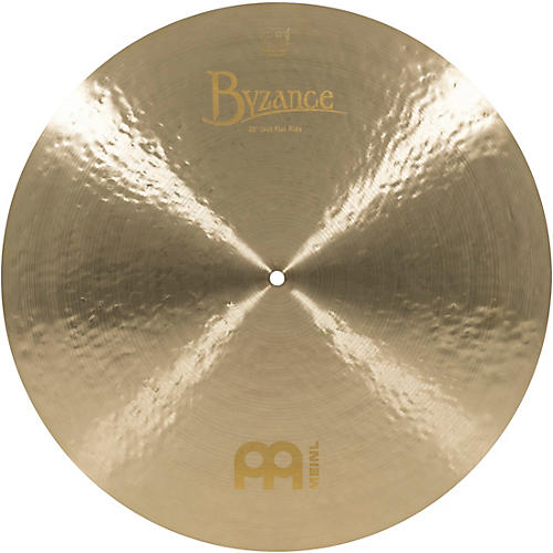 Meinl Byzance Jazz Flat Ride Traditional Cymbal