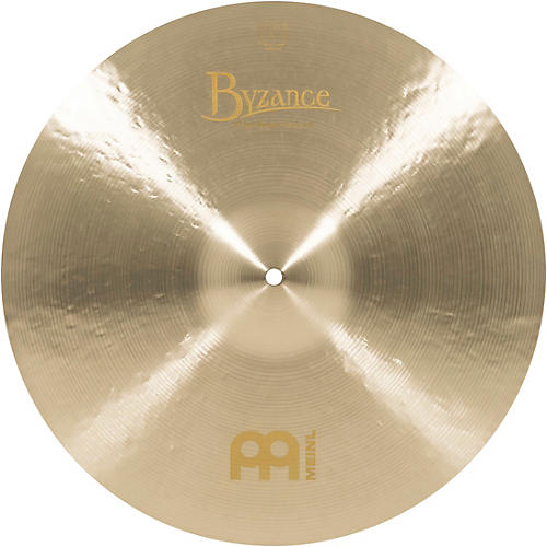 Meinl Byzance Jazz Medium Thin Crash Traditional Cymbal