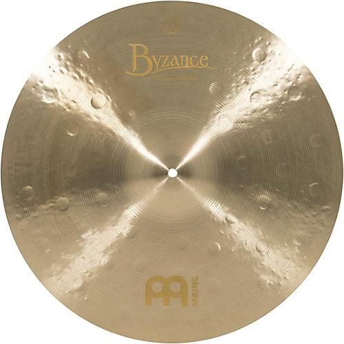 Meinl Byzance Jazz Medium Thin Ride Traditional Cymbal-thumbnail