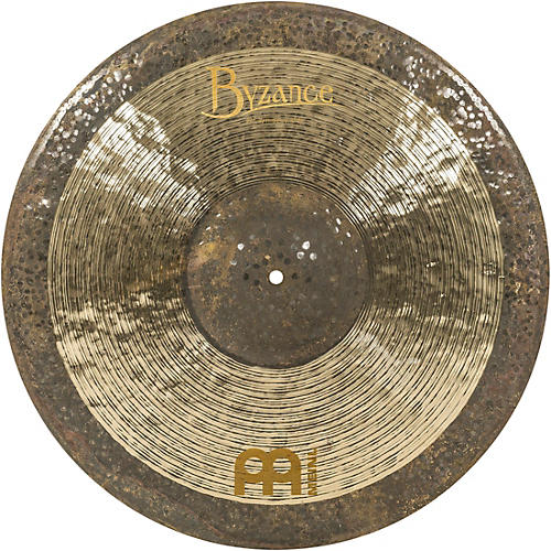 Meinl Byzance Jazz Ralph Peterson Signature Symmetry Ride Cymbal 22 in.