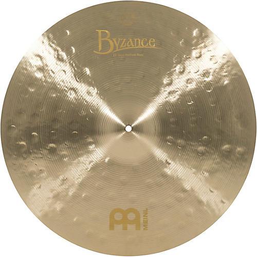 Meinl Byzance Jazz Series Medium Ride Cymbal-thumbnail