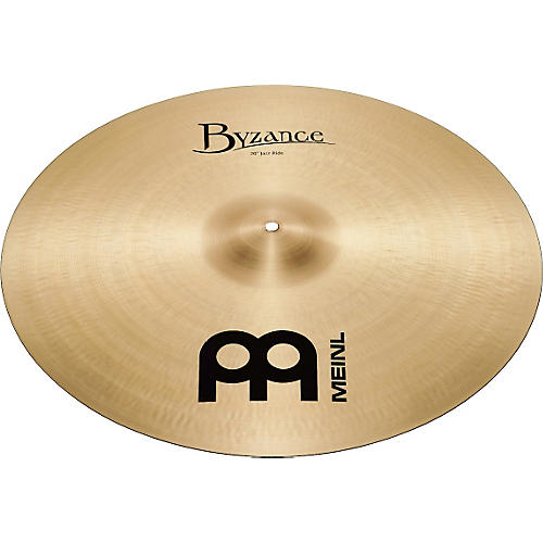 Meinl Byzance Jazz Sweet Light Ride Traditional Cymbal 20 in.
