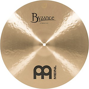 Meinl Byzance Medium Crash Traditional Cymbal by Meinl