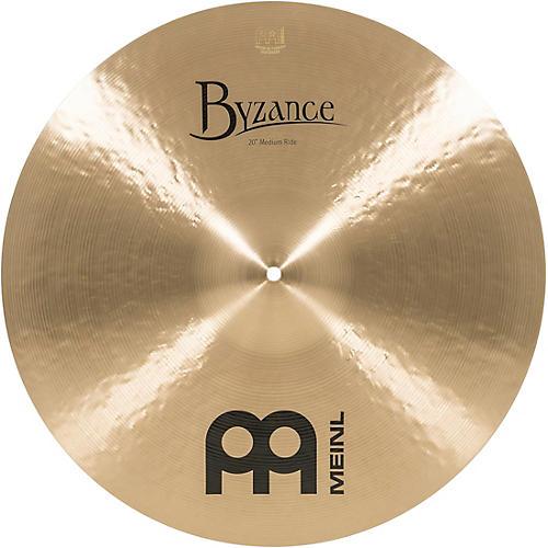 Meinl Byzance Medium Ride Traditional Cymbal-thumbnail