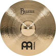 Meinl Byzance Medium Thin Crash Brilliant Cymbal