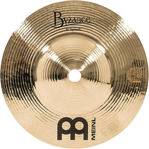 Meinl Byzance Splash Cymbal 6 in.