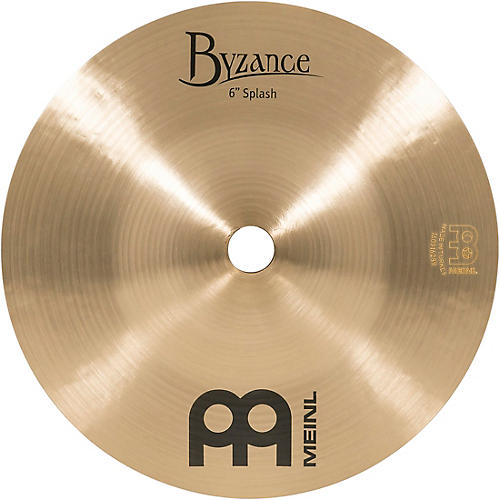 Meinl Byzance Splash Traditional Cymbal-thumbnail