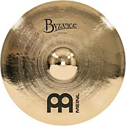 Meinl Byzance Thin Crash Brilliant Cymbal