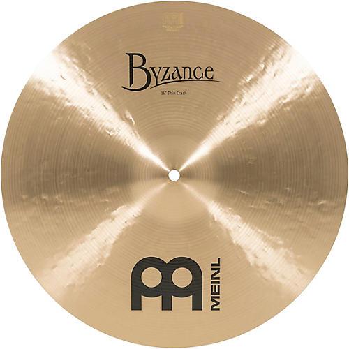 Meinl Byzance Thin Crash Traditional Cymbal-thumbnail