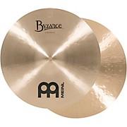 Meinl Byzance Thin Hi-hat Cymbals