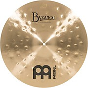 Meinl Byzance Traditional Extra Thin Hammered Crash Cymbal