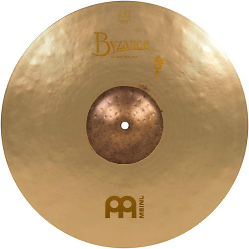 Meinl Byzance Vintage Series Benny Greb Sand Thin Crash Cymbal 18 in.-thumbnail