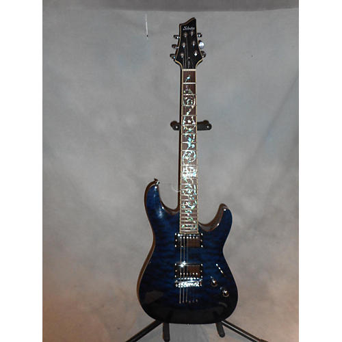 Schecter Guitar Research C-1 CLASSIC Solid Body Electric Guitar-thumbnail