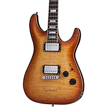 C-1 Custom Electric Guitar Natural Vintage Burst