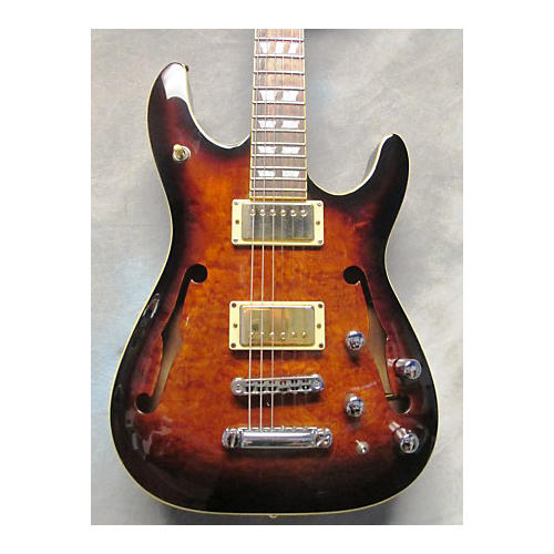 used schecter guitar research c 1 e a hollow body electric guitar guitar center. Black Bedroom Furniture Sets. Home Design Ideas