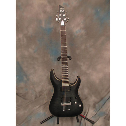 Schecter Guitar Research C-1 Platinum Solid Body Electric Guitar-thumbnail