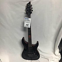 Schecter Guitar Research C-1 SheDevil Solid Body Electric Guitar