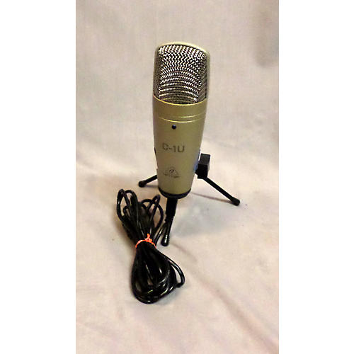Behringer C-1U USB Microphone-thumbnail