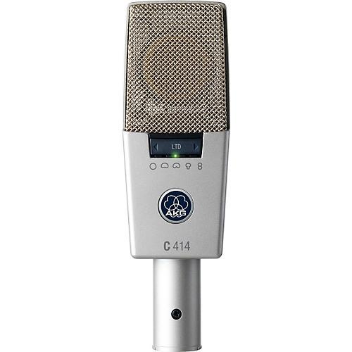 AKG C 414 LTD Limited Edition Condenser Microphone-thumbnail