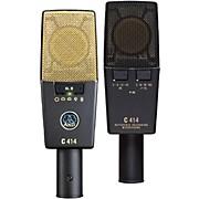 AKG C 414 XL II/ST Stereo Microphone Set