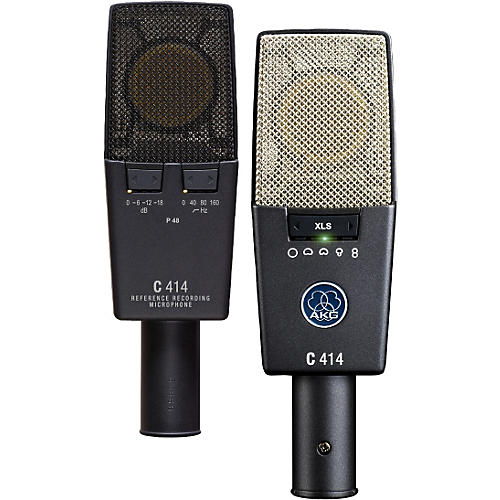 AKG C 414 XLS/ST Matched Pair-thumbnail