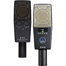 AKG C 414 XLS/ST Matched Pair