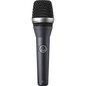 AKG C 5 Cardioid Condenser Vocal Microphone by AKG