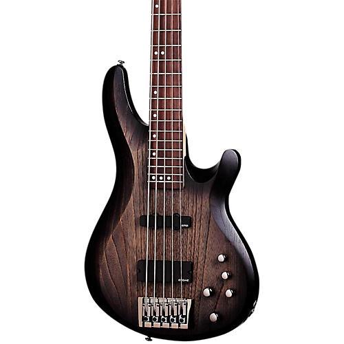 Schecter Guitar Research C-5 Custom 5-String Electric Bass Guitar-thumbnail