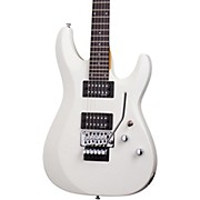 Schecter Guitar Research C-6 Deluxe with Floyd Rose Trem Electric Guitar