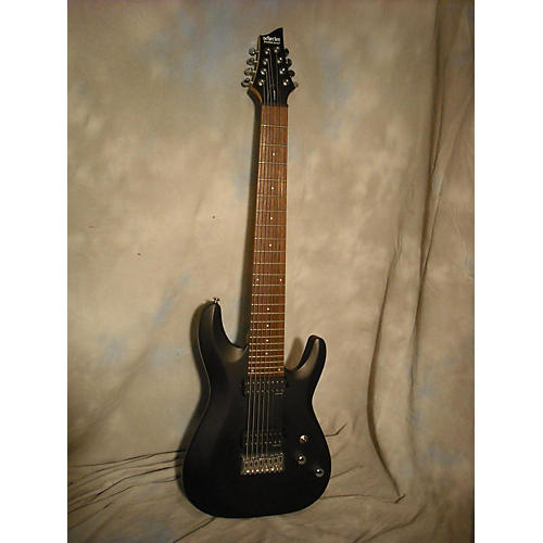 Schecter Guitar Research C-8 Deluxe Solid Body Electric Guitar