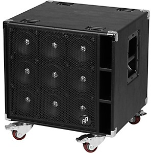Phil Jones Bass C-9 900 Watt 9x5 Bass Speaker Cabinet