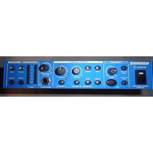 Samson C-CONTROL Signal Processor