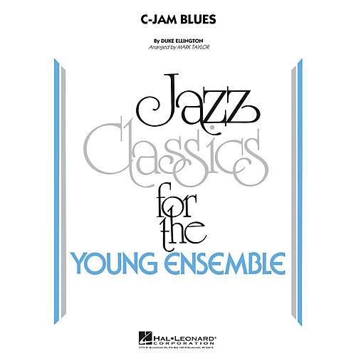 Hal Leonard C-Jam Blues Jazz Band Level 3 Arranged by Mark Taylor
