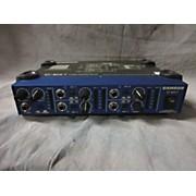Samson C-QUE 8 4-CHANNEL HEADPHONE AMP Audio Interface