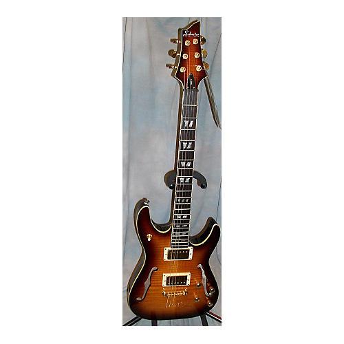 Schecter Guitar Research C/SH-1 Hollow Body Electric Guitar-thumbnail