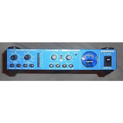 Samson C Valve Microphone Preamp