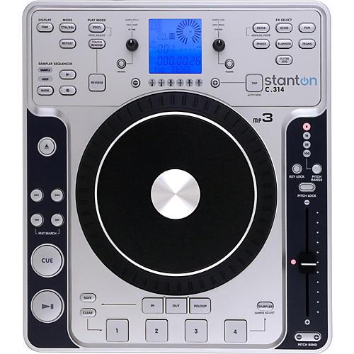 Stanton C.314 Single CD / MP3 Player-thumbnail