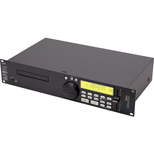 Stanton C.402 Single Rackmount CD Player with MP