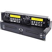 Stanton C.502 Dual Rackmount CD Player