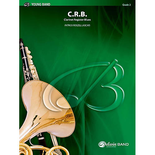 BELWIN C.R.B. Concert Band Grade 2 (Easy)-thumbnail