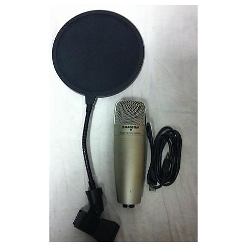 Samson C01U Condenser Microphone