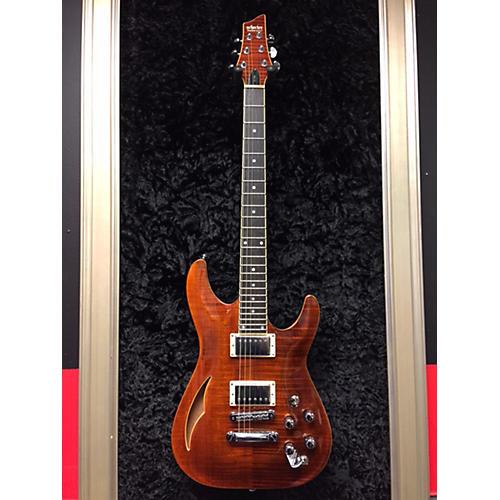 Schecter Guitar Research C1 E/A Hollow Body Electric Guitar-thumbnail