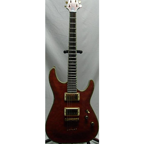 used schecter guitar research c1 elite solid body electric guitar guitar center. Black Bedroom Furniture Sets. Home Design Ideas
