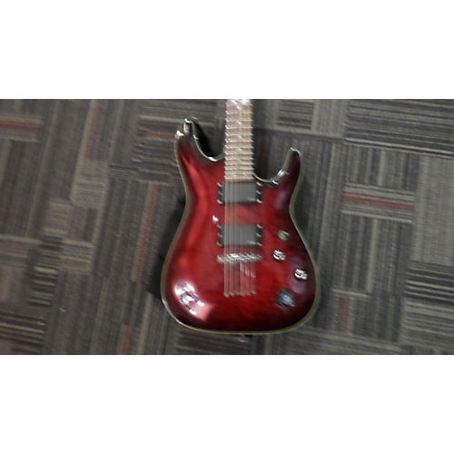 Schecter Guitar Research C1 Hellraiser Deluxe Solid Body Electric Guitar