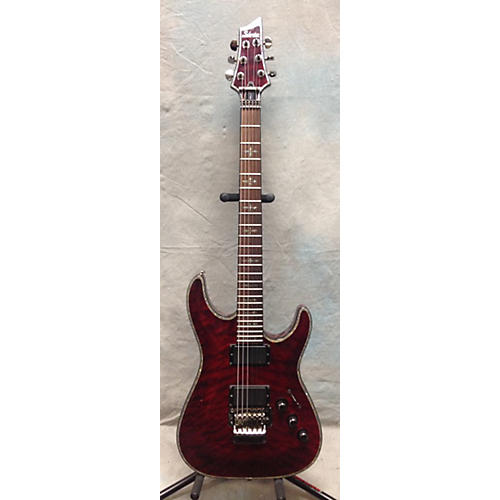 Schecter Guitar Research C1 Hellraiser Solid Body Electric Guitar-thumbnail