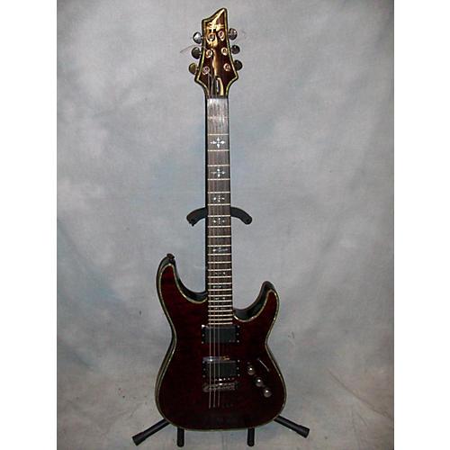 Schecter Guitar Research C1 Hellraiser Solid Body Electric Guitar-thumbnail