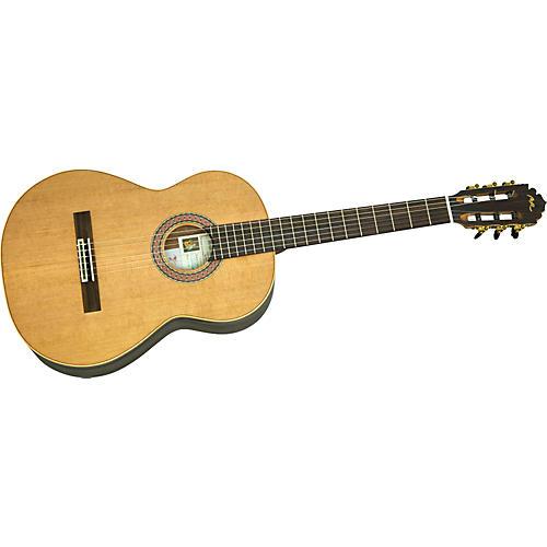 Manuel Rodriguez C1 Madagascar Ebony Nylon-String Acoustic Guitar-thumbnail