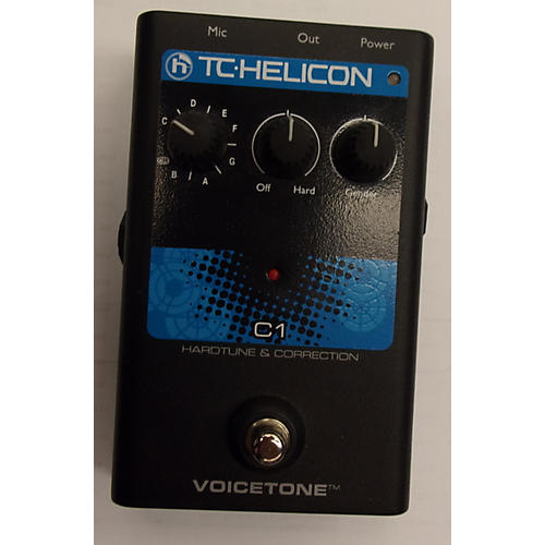 TC Helicon C1 Vocal Processor